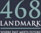 468 Landmark Logo
